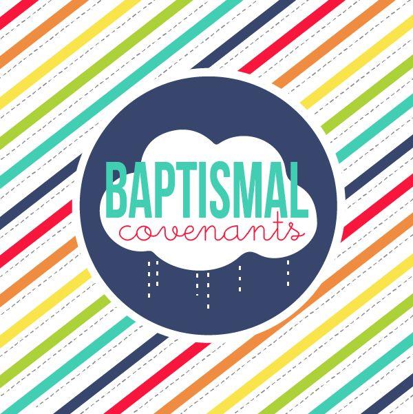 Best Baptismal Covenants Ideas On Pinterest