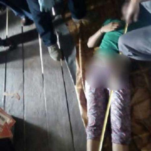 Takut Dimarahi Lantaran Handphone Kecemplung di Parit, Gadis Remaja di Siak Hulu Pilih Gantung Diri dengan Jilbab