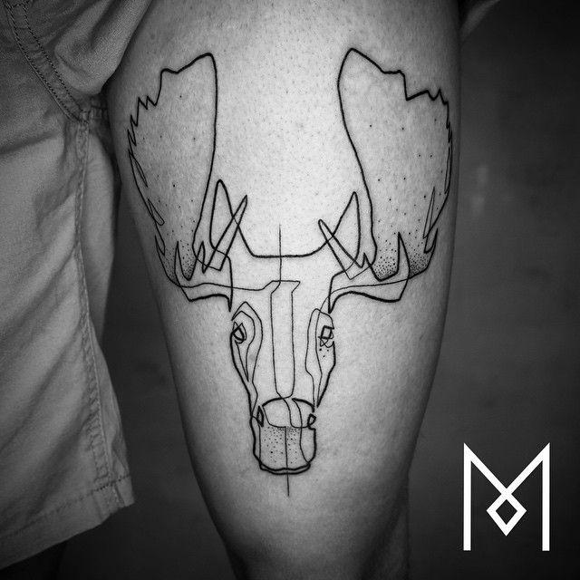 Tattoo Artist: MO GANJI | Lack Of Ink | Fat Kids Cake