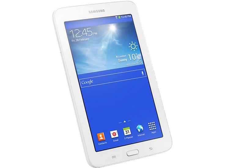 "SAMSUNG Galaxy Tab 3 7.0 Lite fehér 7"" tablet (SM-T113)"
