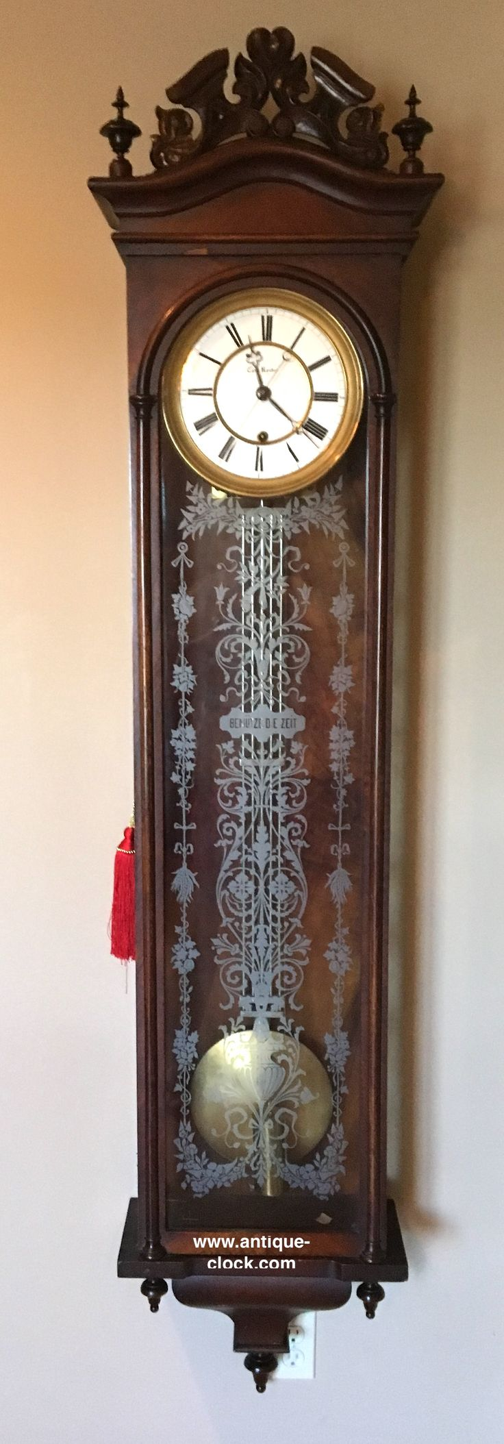309 best lenzkirch clocks images on pinterest vienna wall high quality antique clocks for sale amipublicfo Image collections