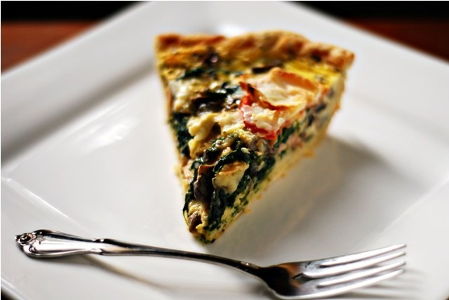 ... Dinner on Pinterest | Quiche lorraine, Sauces and Sausage and peppers