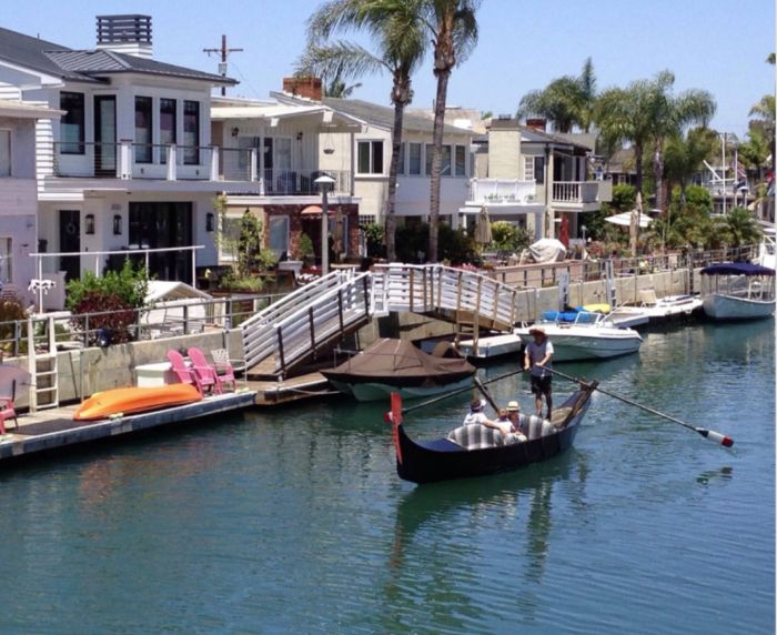1. Naples Island in Long Beach  6 Islands In Southern California That Are An Absolute Must Visit