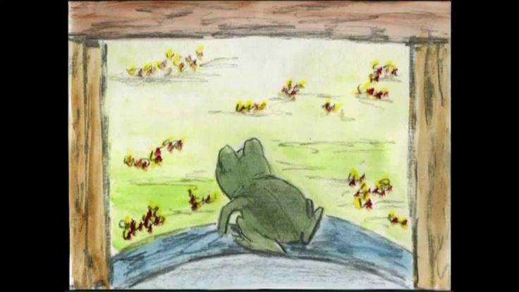 ★ der Froschkönig ★ ein animiertes Märchen Bilderbuch ★