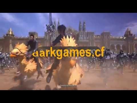Final Fantasy XV A New Empire Glitch - Final Fantasy XV New