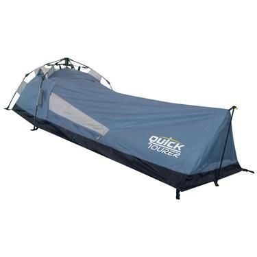 Quick Tourer Bivy Blue & Grey