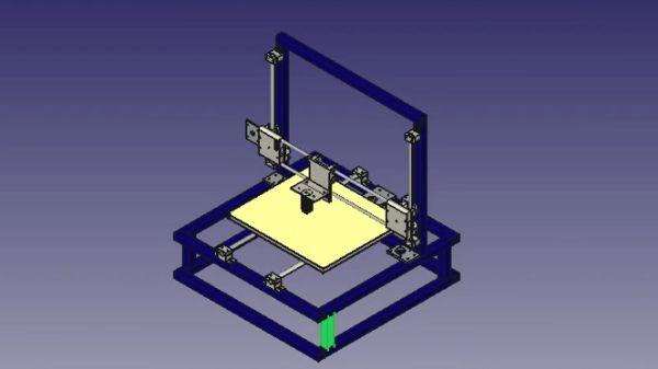 Software konstruiert 3D-Drucker aus Elektroschrott – automatisch und gratis | Make