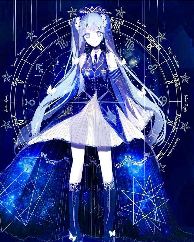 Zodiacal Magica Miku