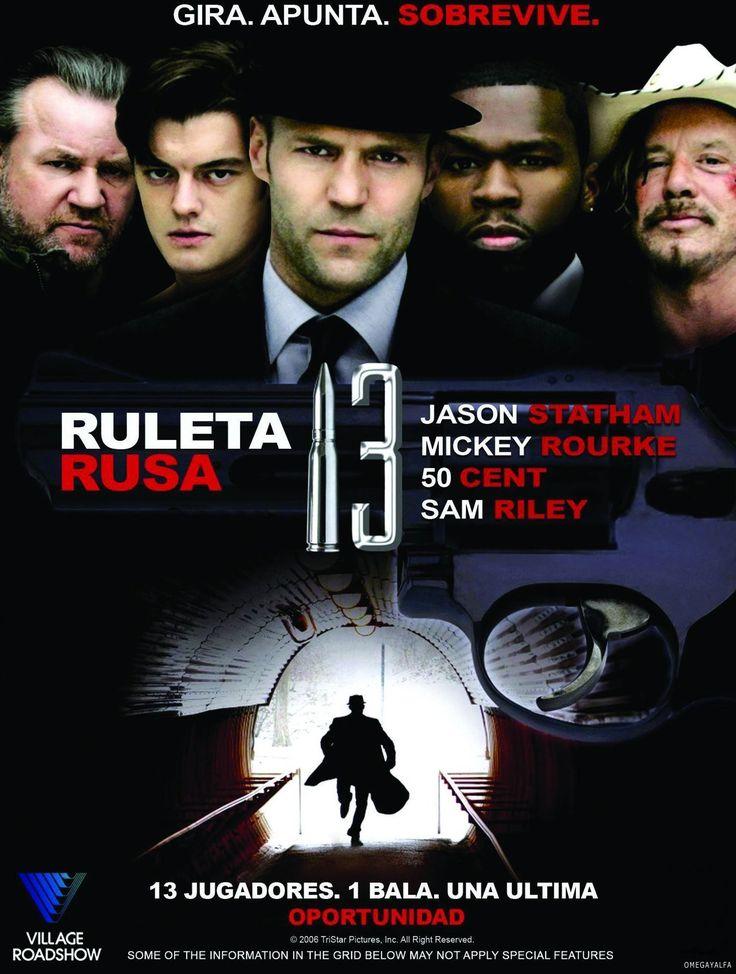 13 (Ruleta rusa) (2010) - Ver Películas Online Gratis - Ver 13 (Ruleta rusa) Online Gratis #13(RuletaRusa) - http://mwfo.pro/1889964