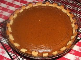 better than Libby's pumpkin pie, we will have to see about this