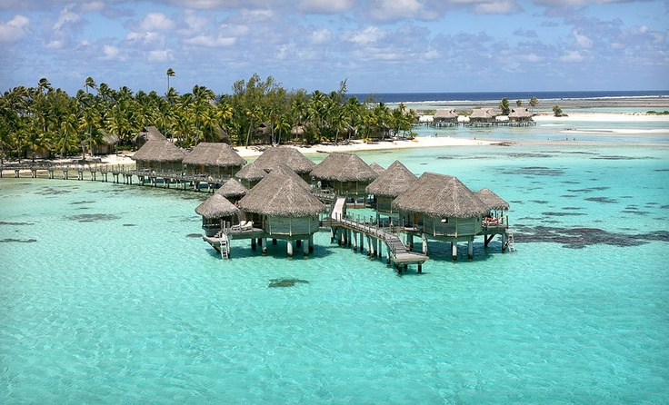 If only...Tahiti