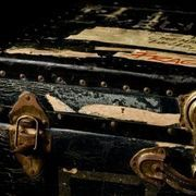 how to clean rusted antiques
