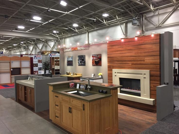 We're at the Milwaukee NARI Home Improvement Show this weekend. See the hours and stop by to see us!