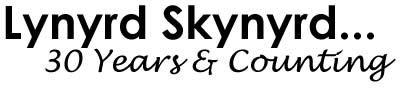 lynyrd skynyrd logo - Google Search