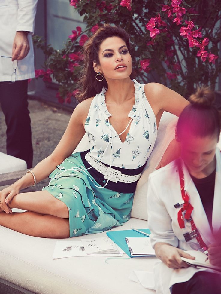 New York & Company x Eva Mendes Catia Dress