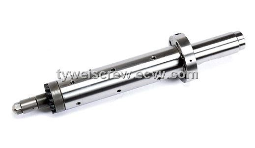 injection screw barrel injection molding screw cylinder plastic machinery components (TW-Injection screw barrel 001) - China injection sc...