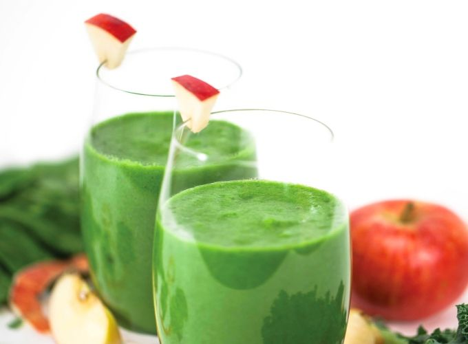 Raising Healthy Kids  Sprout's Green Smoothie