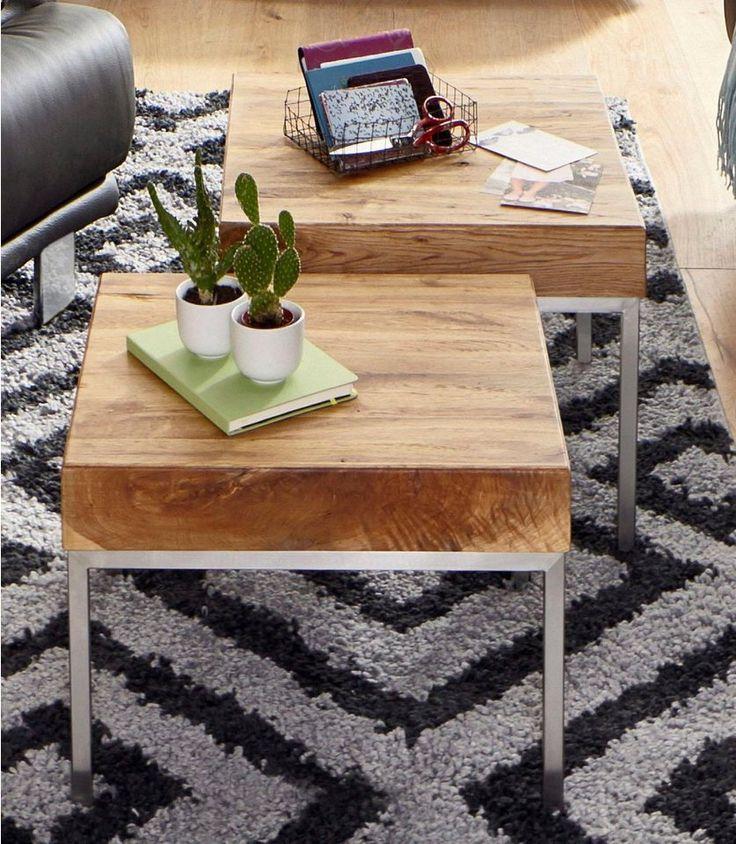 51 besten Beistelltisch Akazie Bilder auf Pinterest Angebote - couchtisch aus massivholz deko sand