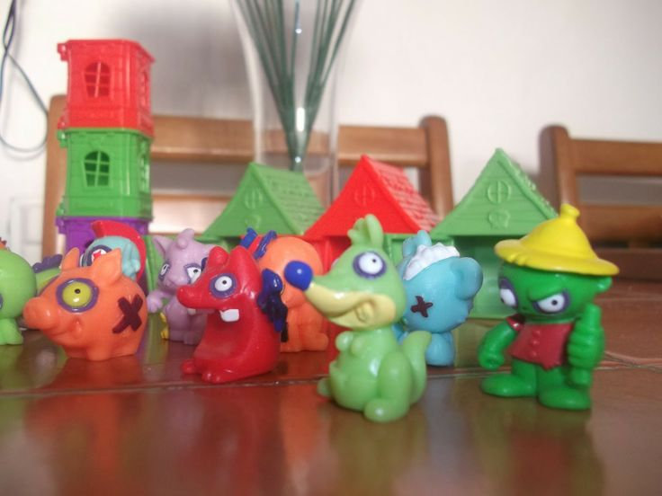 Zomlings Collectable Toys For Kids Zomlings