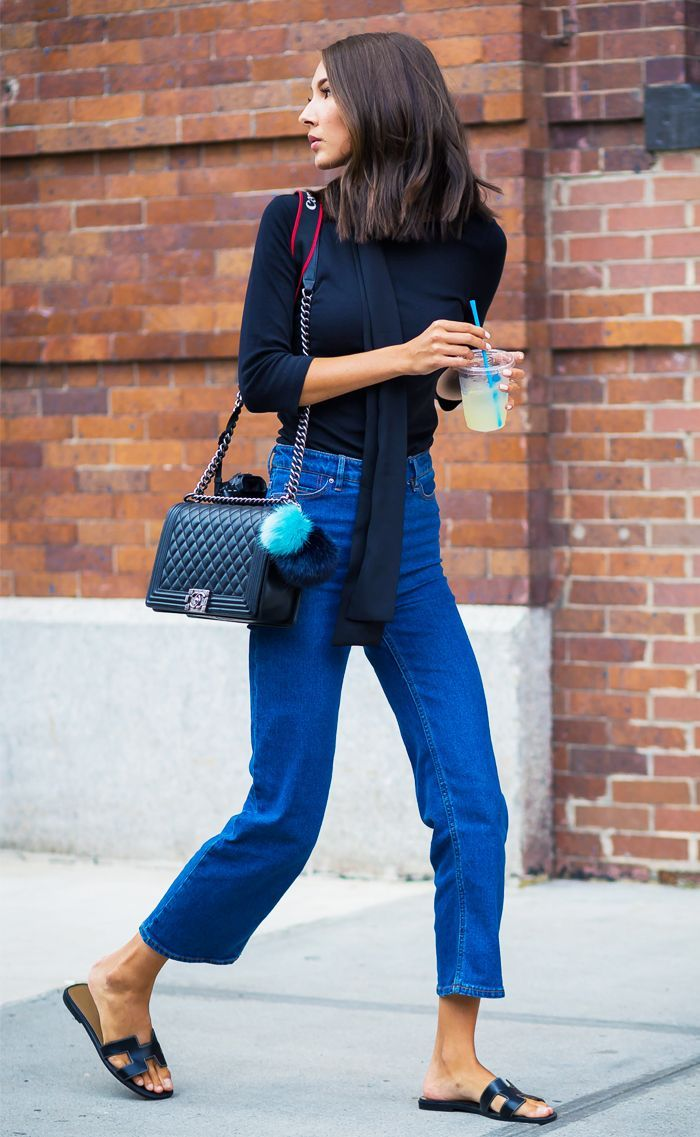 The 8 Standout Sandal Trends That Will See You Through Summer via @WhoWhatWearUK
