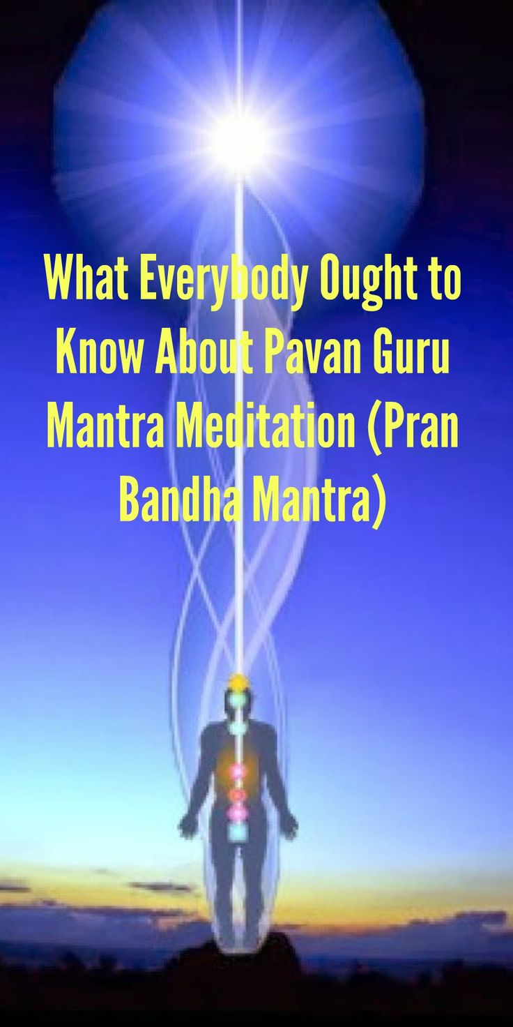 Mantra Meditation is One of Many Ways