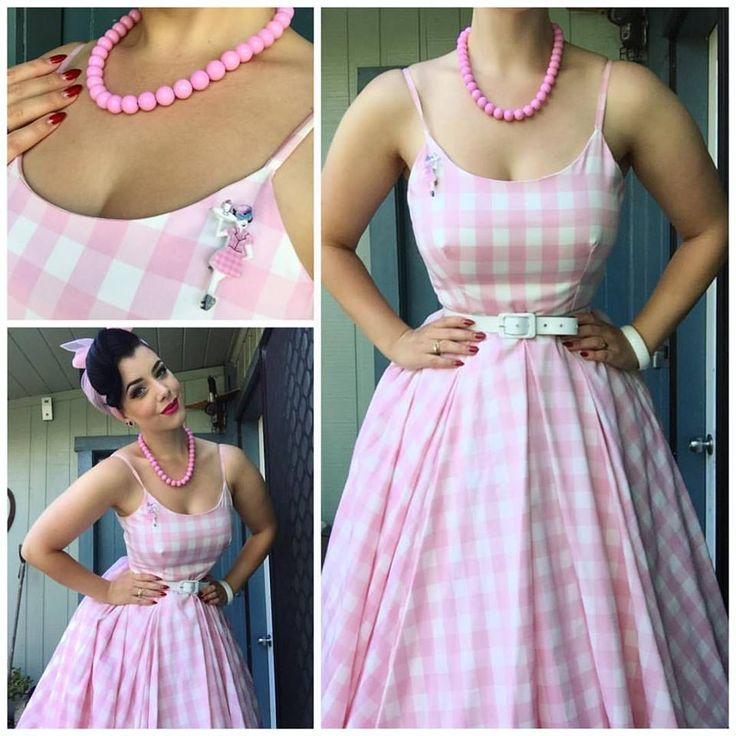 78 Best ideas about Gingham Dress on Pinterest - Gingham- Check ...