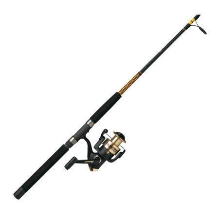 Shakespeare Ugly Stik GX2 Spinning Fishing Reel and Rod Combo $29.20