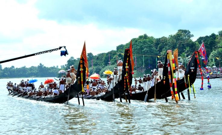 Aranmula Boat Race at Kerala >>>#Kerala #ArtCultureTrip #PhotographyTrip #WaterSports