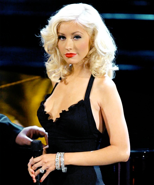 Christina Aguilera-Best Voice!