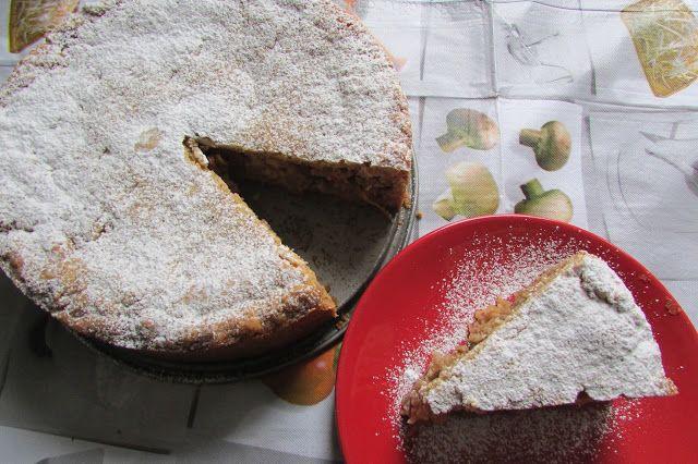 Greckie smaki: Milopita, czyli placek z jabłkami