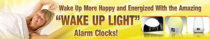 Wake Up Light - Light Alarm Clock - Philips Wake Up Light
