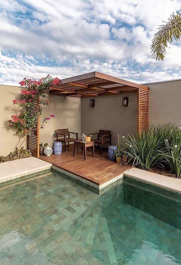 Amazon Home Decor And Accessories In 2020 Backyard Pool Designs Small Backyard Design Patio