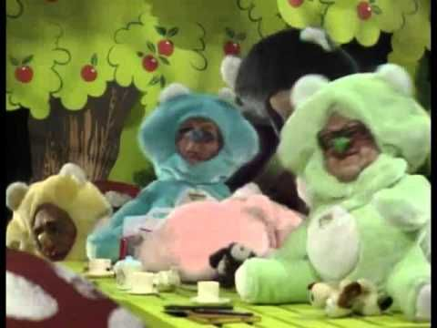Don't Care Bears - Spitting Image