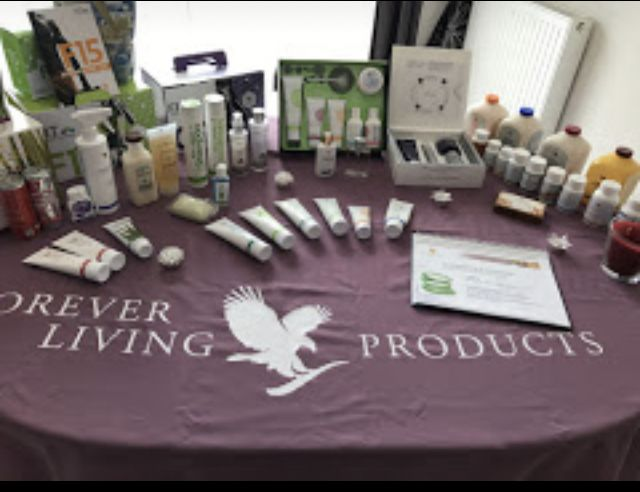 Produits Forever En Mode Presentation In 2020 Forever Products Aloe Vera Benefits Forever Living Products