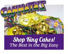 Fat Tuesday - originally French holiday widely celebrated in New Orleans in Feb-March
