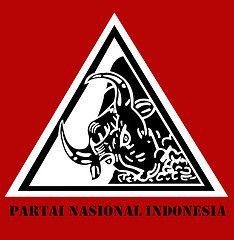 PNI is de Partai National Indonesia. Hierbij zaten Soekarno en Hatta.
