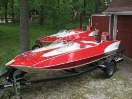 Finned Speed Boat !~