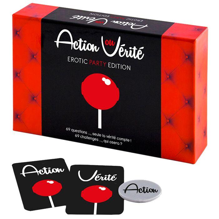 Action ou Vérité, Erotic Party Edition