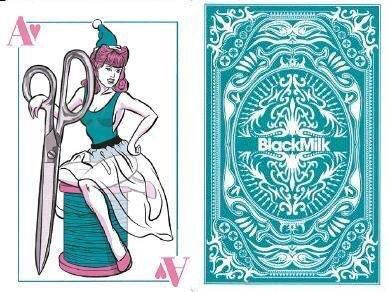 Wrapped Ace Playing Card (3)