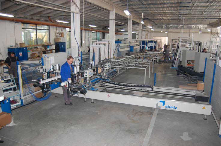 Hala productie Lipoplast Productie rame http://www.lipoplast.ro/fabrica/