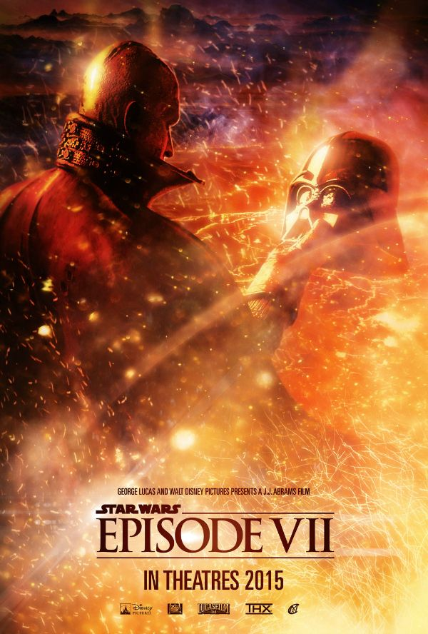 The Best Star Wars 7 Posters From Fans - CINEMABLEND   page 2