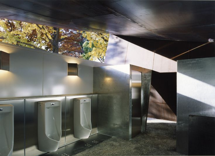 235 best Public Toilets images on Pinterest | Public bathrooms ...