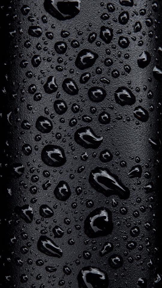 Black Drops Wallpaper Iphone Wallpapers Pinterest Iphone
