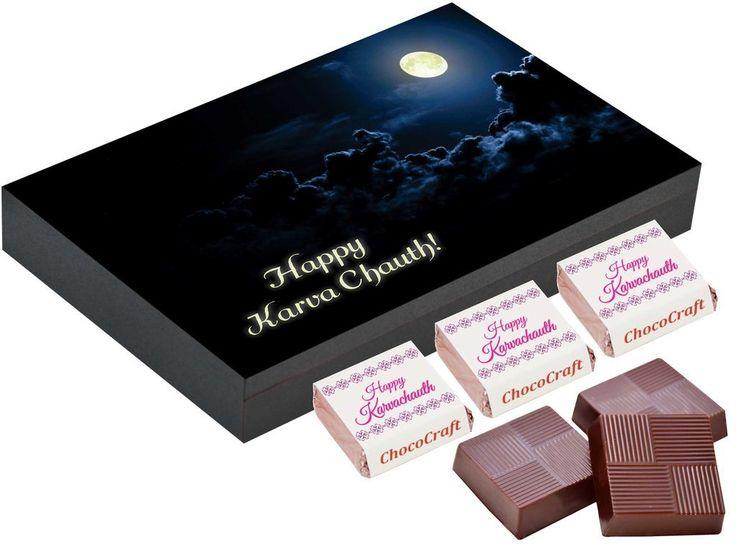 Karvachauth gift ideas   Chocolate box