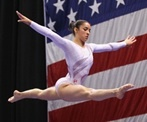 "Name: Aly Raisman  Sport: Gymnastics  Height: 5'2""  Current Residence: Needham, MA  School: Needham High School"