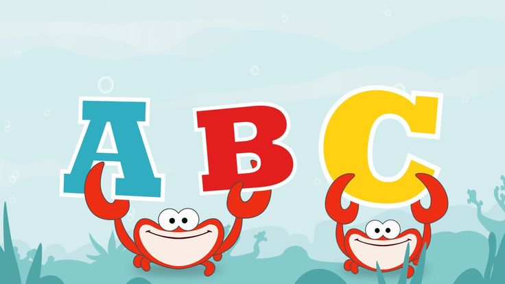 ABC Song - Nursery Rhymes - Toobys. This song is great for kids to learn the ABC while they have fun.