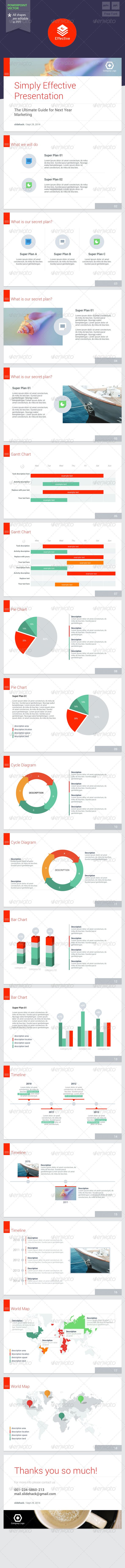 Effective - Powerpoint Template - PowerPoint Templates Presentation Template. Download here: http://graphicriver.net/item/effective-powerpoint-template/5999312?s_rank=1800&ref=yinkira