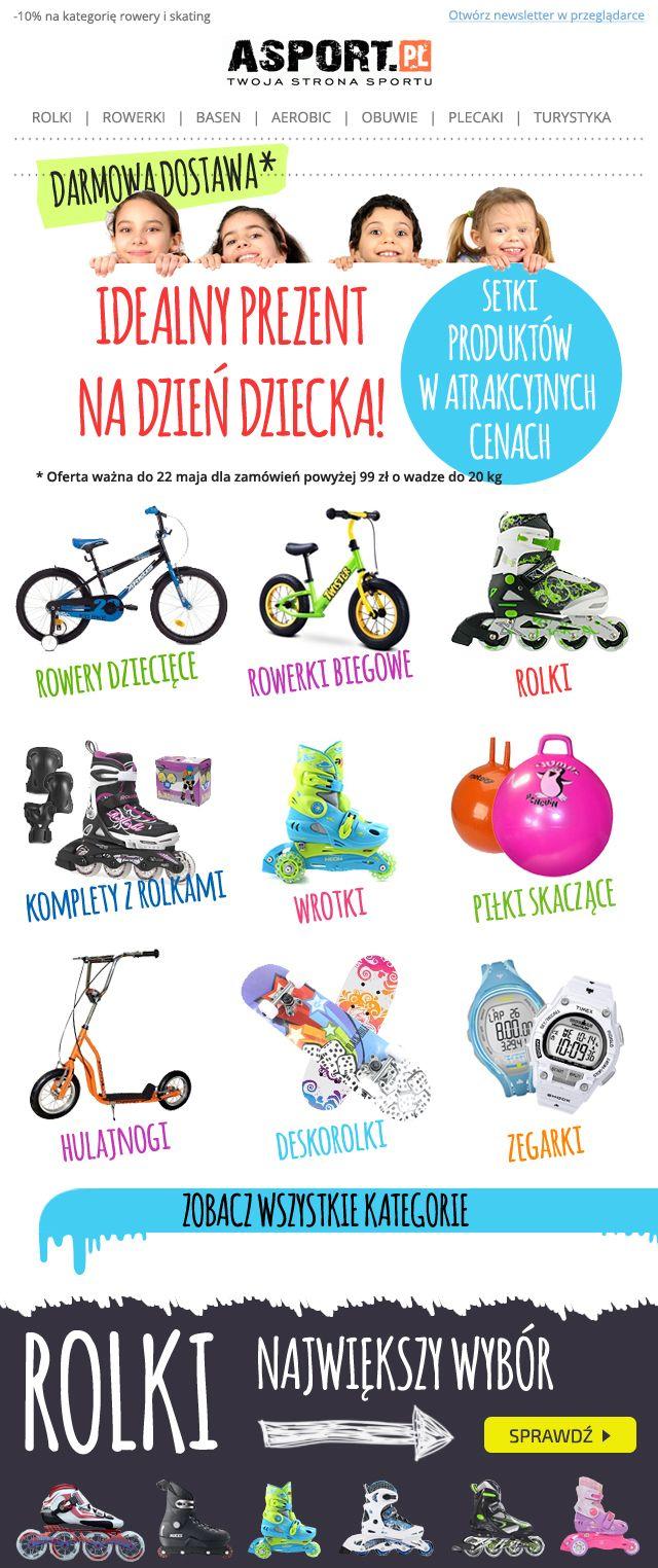 Dzień dziecka/Children's Day #ChildrensDay #gift #newsletter