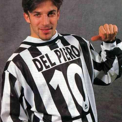 Alessandro Del Piero, 1995