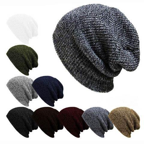 Men's Winter Beanies Knit Hat